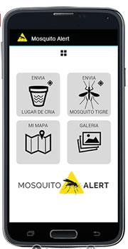 Mosquito Alert, una aplicación para combatir a los mosquitos.